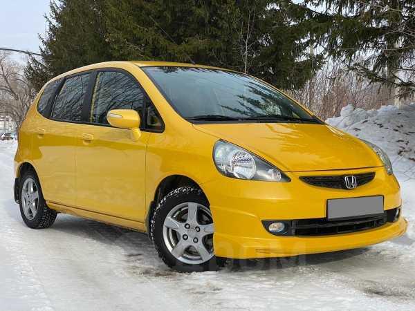 Honda Jazz, 2008 год, 377 000 руб.