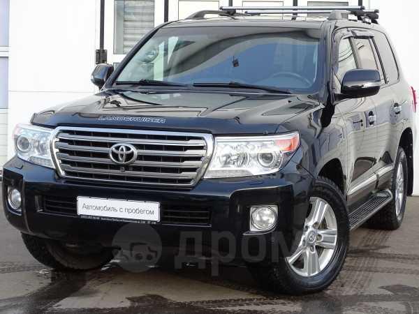 Toyota Land Cruiser, 2015 год, 2 295 000 руб.