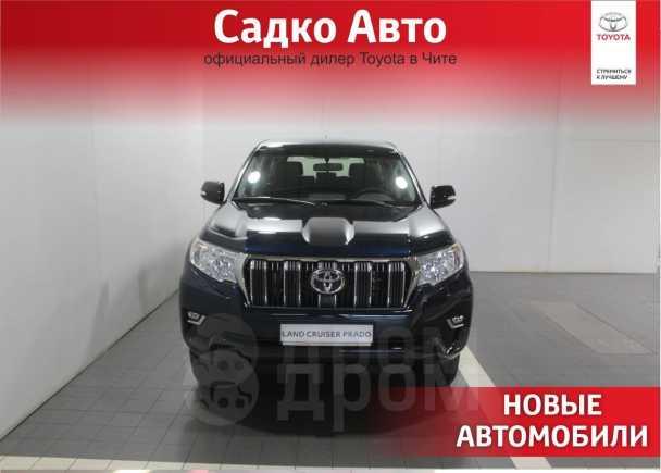 Toyota Land Cruiser Prado, 2020 год, 2 977 000 руб.