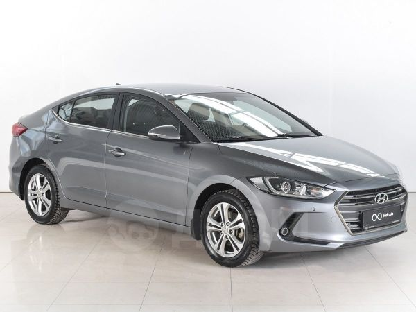 Hyundai Elantra, 2018 год, 1 199 000 руб.