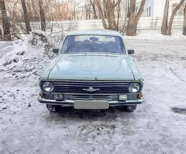ГАЗ 24 Волга, 1988 год, 60 000 руб.