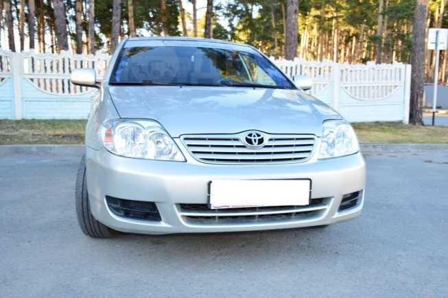 Toyota Corolla, 2005 год, 328 000 руб.