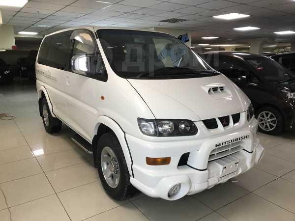 Mitsubishi Delica, 2001 год, 865 000 руб.