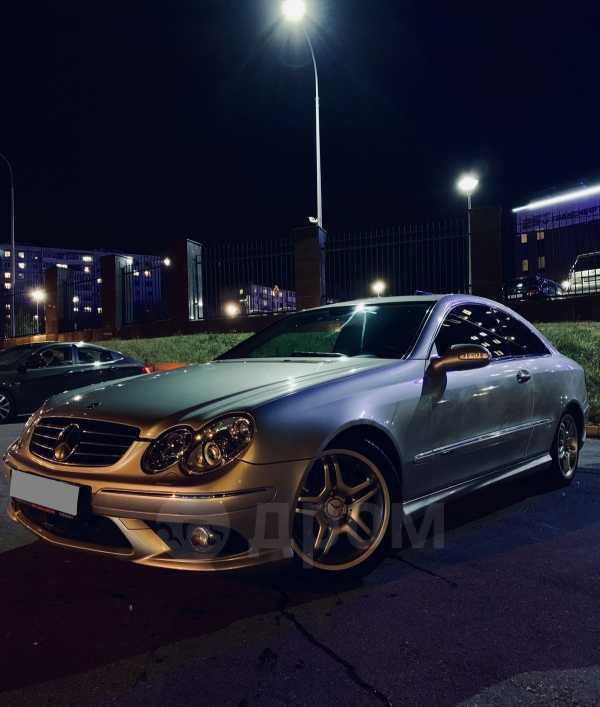 Mercedes-Benz CLK-Class, 2002 год, 499 000 руб.