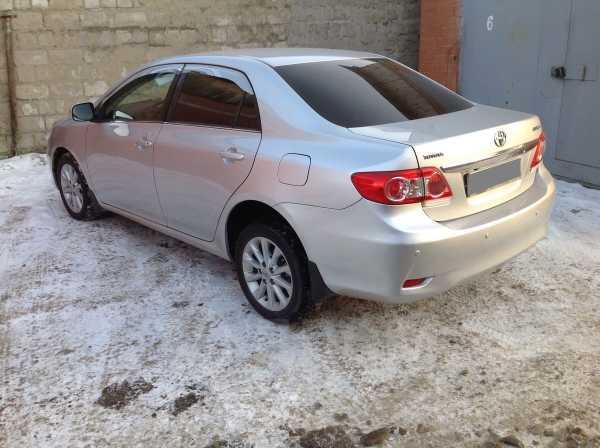 Toyota Corolla, 2010 год, 655 000 руб.
