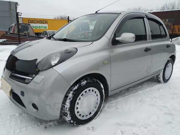 Nissan Micra, 2005 год, 265 000 руб.