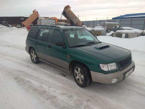 Subaru Forester, 1999 год, 240 000 руб.
