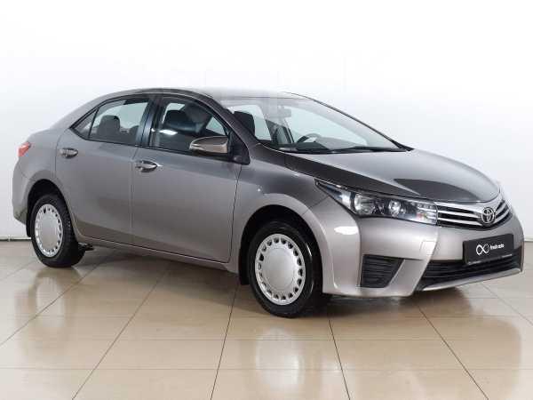 Toyota Corolla, 2014 год, 689 000 руб.