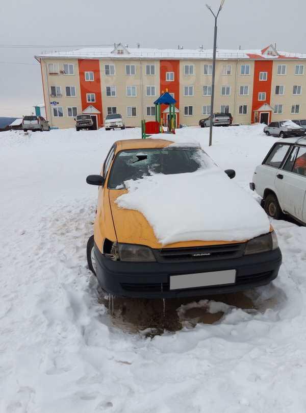 Toyota Caldina, 1997 год, 110 000 руб.
