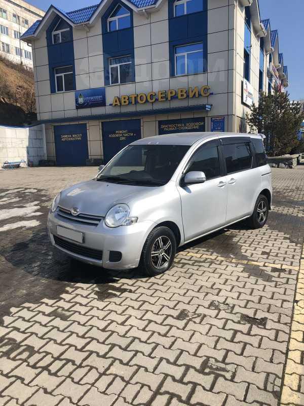 Toyota Sienta, 2008 год, 310 000 руб.
