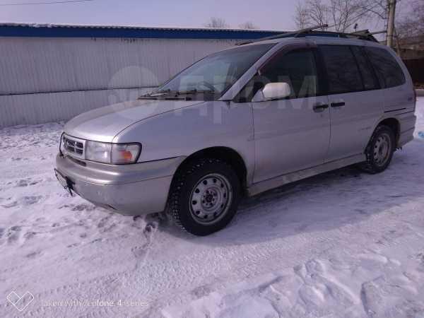 Nissan Prairie Joy, 1997 год, 190 000 руб.