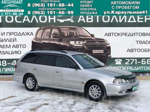 Toyota Caldina, 2002 год, 337 000 руб.