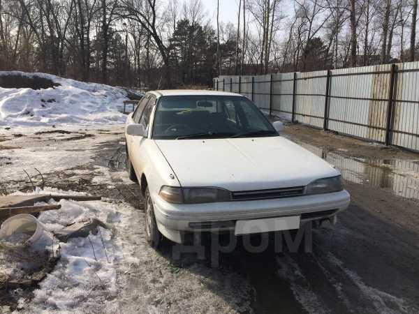 Toyota Carina, 1989 год, 74 000 руб.