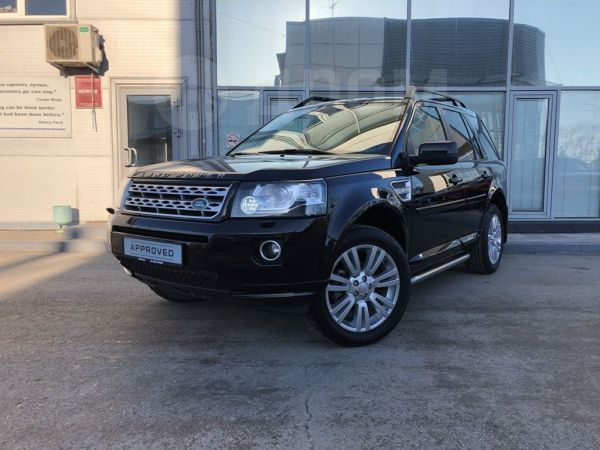 Land Rover Freelander, 2014 год, 1 496 000 руб.