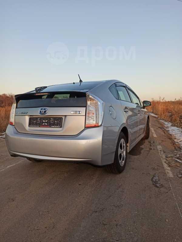 Toyota Prius PHV, 2013 год, 880 000 руб.