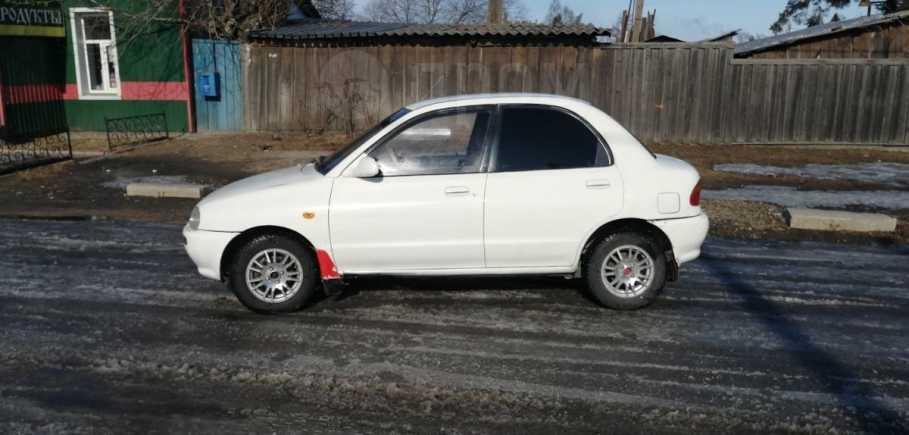Mazda Autozam Revue, 1991 год, 50 000 руб.