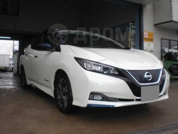 Nissan Leaf, 2019 год, 1 189 000 руб.