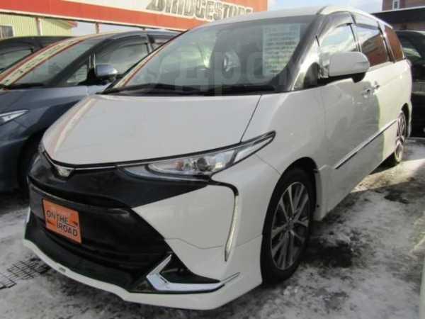 Toyota Estima, 2016 год, 900 000 руб.