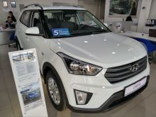 Якутск Hyundai Creta 2020