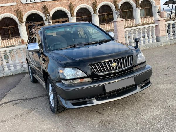 Toyota Harrier, 1999 год, 555 000 руб.