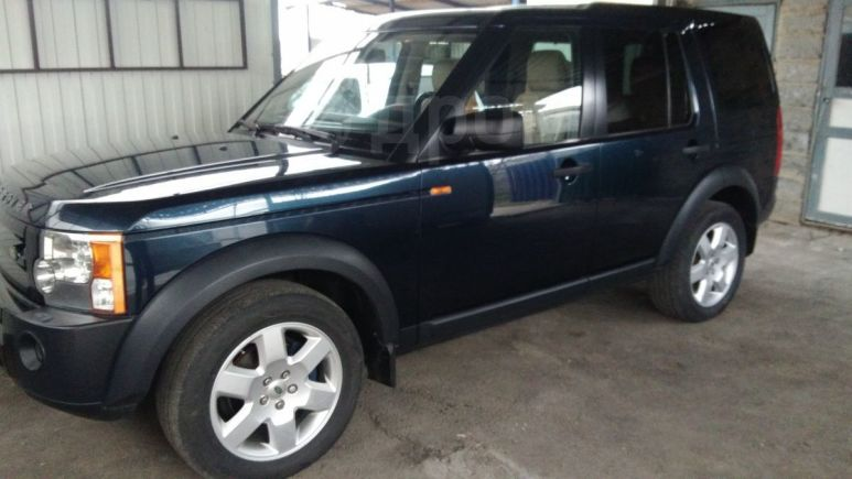 Land Rover Discovery, 2007 год, 720 000 руб.