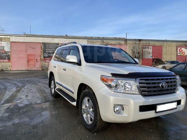 Toyota Land Cruiser, 2015 год, 3 000 000 руб.