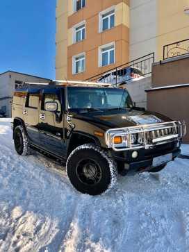Владивосток Hummer H2 2002