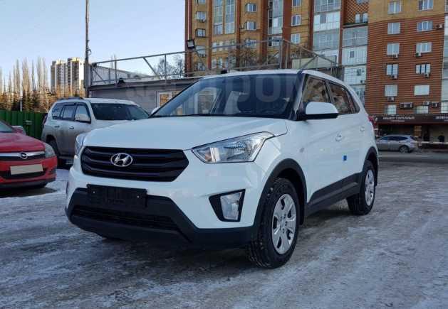 Hyundai Creta, 2019 год, 1 077 000 руб.