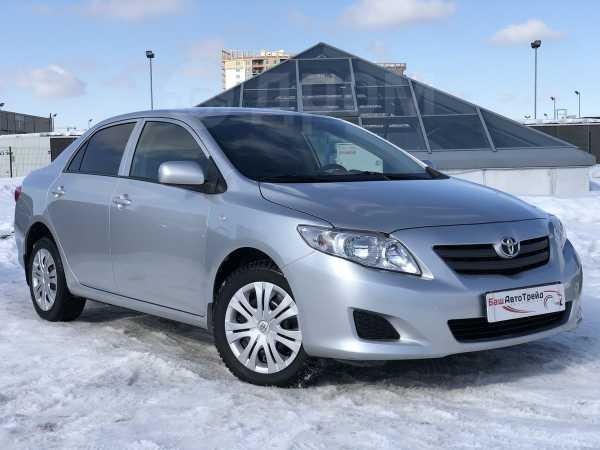 Toyota Corolla FX, 2008 год, 588 000 руб.
