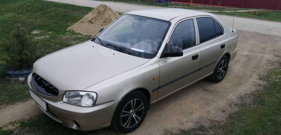 Hyundai Accent, 2005 год, 228 000 руб.