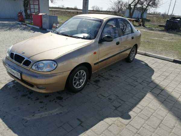 Daewoo Lanos, 2001 год, 155 000 руб.