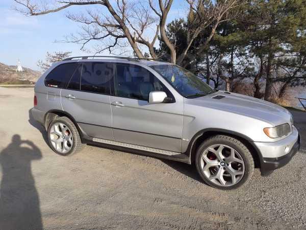 BMW X5, 2001 год, 370 000 руб.