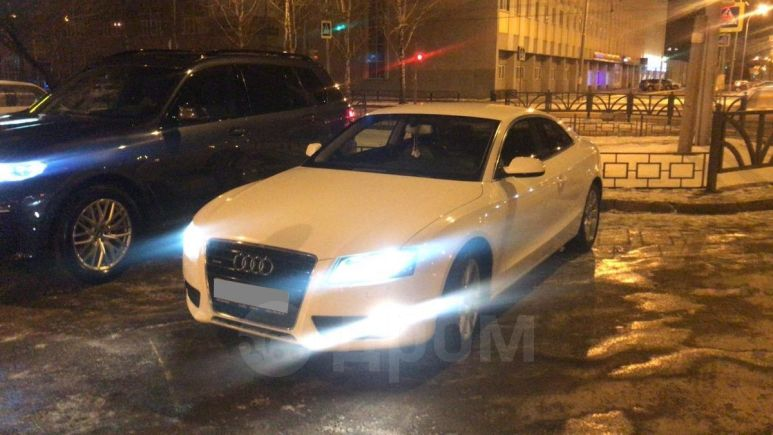 Audi A5, 2010 год, 999 999 руб.