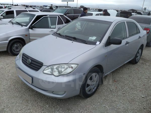 BYD F3, 2012 год, 300 000 руб.