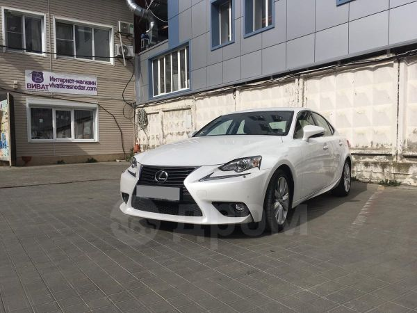 Lexus IS200t, 2015 год, 1 950 000 руб.