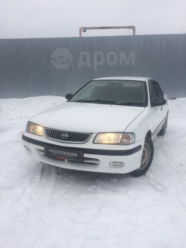 Nissan Sunny, 2000 год, 129 000 руб.