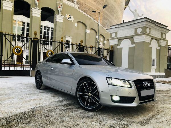 Audi A5, 2007 год, 644 444 руб.