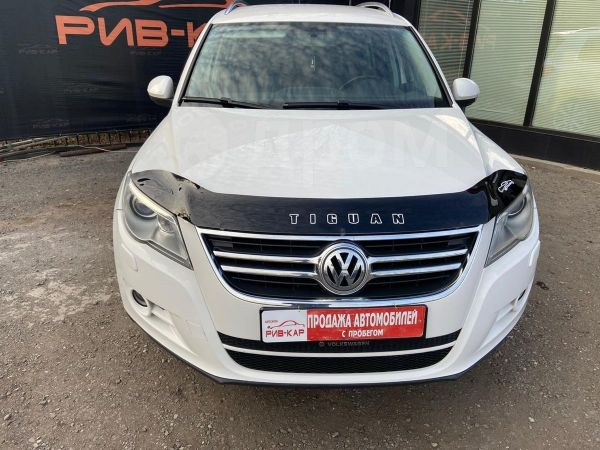 Volkswagen Tiguan, 2009 год, 599 990 руб.
