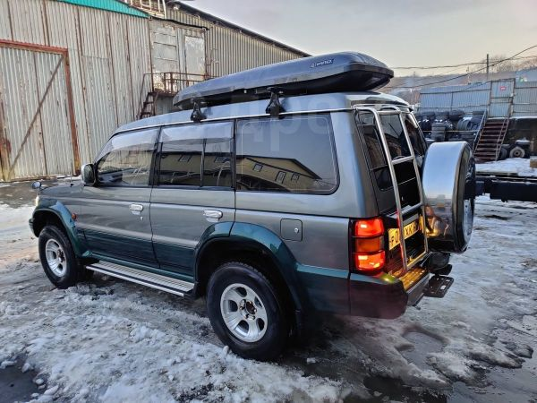 Mitsubishi Pajero, 1996 год, 570 000 руб.