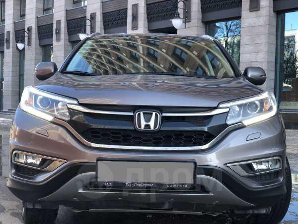 Honda CR-V, 2015 год, 1 599 000 руб.