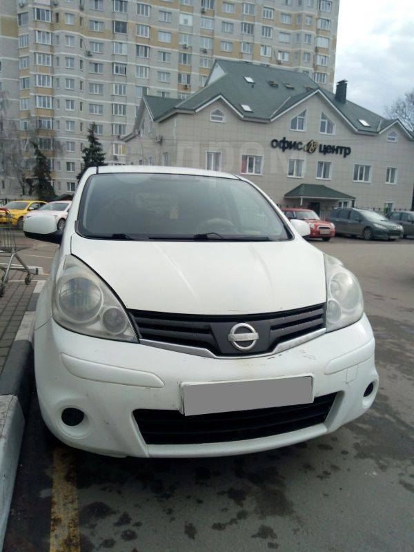 Nissan Note, 2009 год, 300 000 руб.