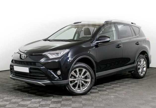 Toyota RAV4, 2017 год, 1 598 000 руб.