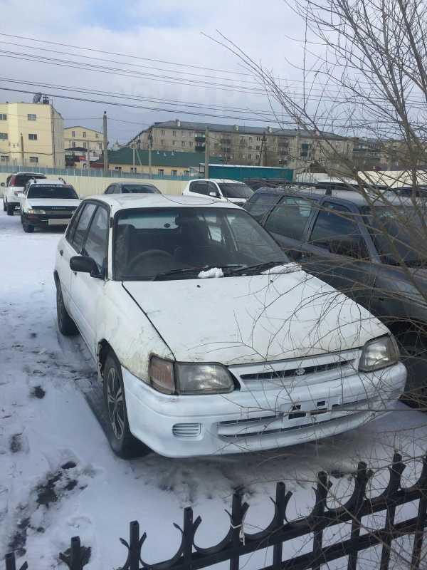 Toyota Starlet, 1991 год, 65 000 руб.