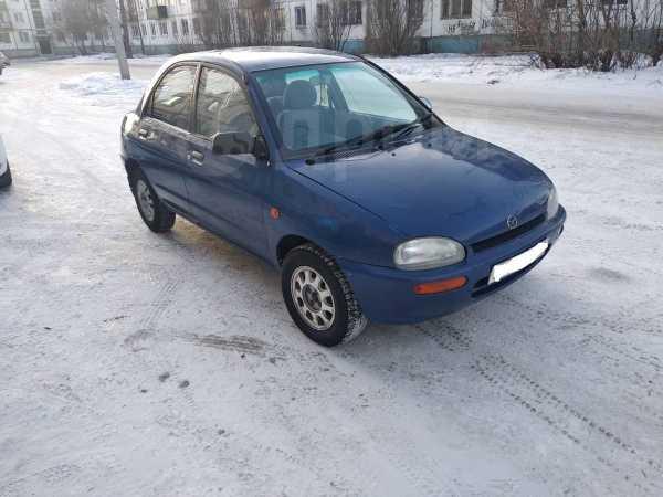 Mazda Revue, 1993 год, 80 000 руб.