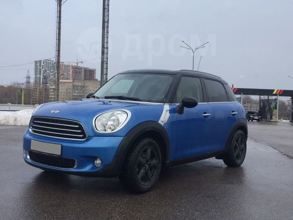 Mini Countryman, 2013 год, 765 000 руб.