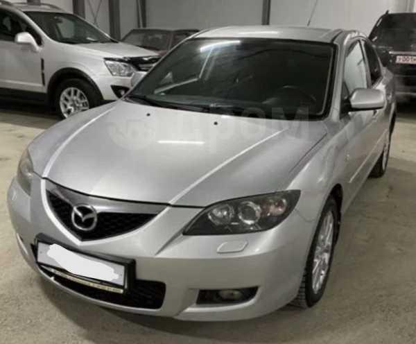 Mazda Mazda3, 2009 год, 345 000 руб.