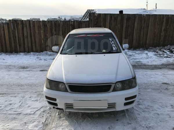 Nissan Bluebird, 1997 год, 140 000 руб.