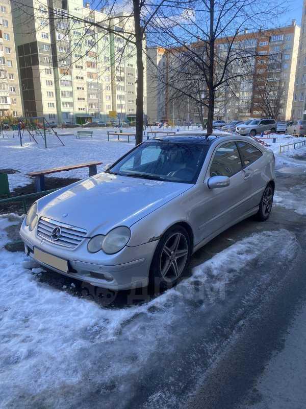 Mercedes-Benz C-Class, 2002 год, 240 000 руб.