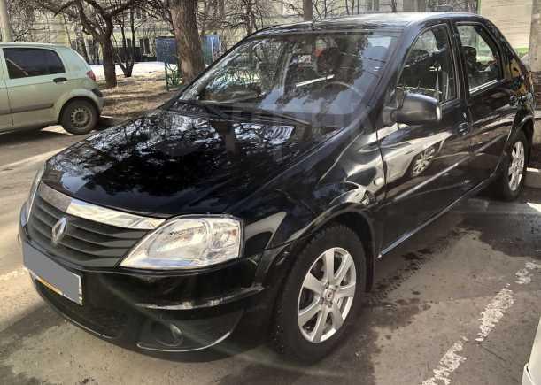 Renault Logan, 2010 год, 295 000 руб.