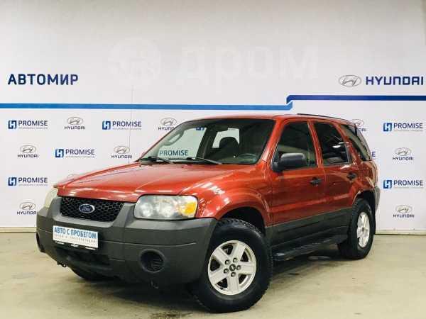 Ford Escape, 2005 год, 320 000 руб.